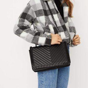 Brand New Aldo Greenwald Black Hand bag Value$149